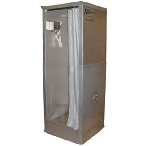Portable C Shower by Portable Showers Norkan Industrial Supply Abatement Supplies Concrete Restoration High
