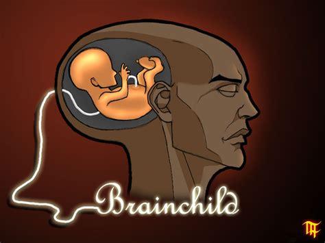 Brain Child graphic design the brainchild design official page