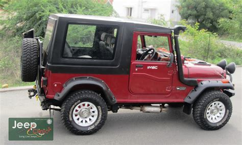 modified thar mahindra thar modification mahindra thar bolero