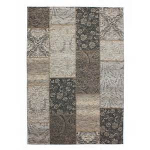 flair rugs manhattan chenille patchwork tapestry style
