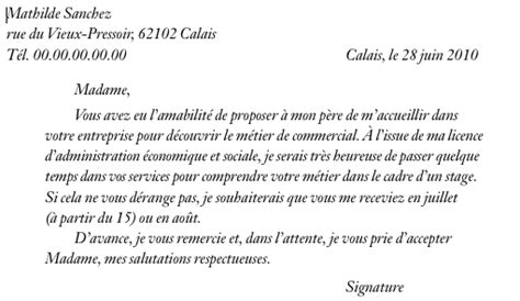 Exemple Lettre De Recommandation Famille Une Candidature Recommand 233 E Par Un Membre De La Famille L Etudiant