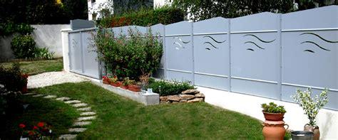 Cloture Basse Jardin by Des Cl 244 Tures De Jardin Design Pour D 233 Limiter Avec Style