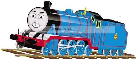 Thomas The Train Wall Stickers 11 quot gordon thomas tank engine train removable wall decal