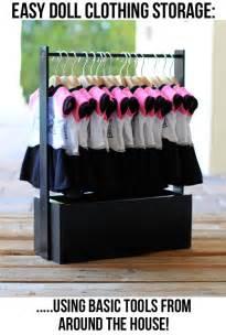 diy clothing storage american girl storage archives ashley hackshaw lil
