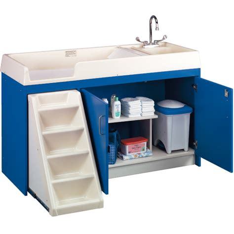Diaper Changing Stations Daycare Changing Tables Schoolsin Changing Table For Daycare