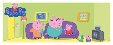 peppa s living room pigs