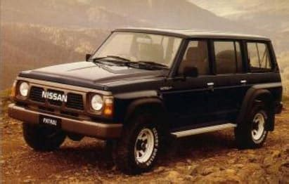 nissan patrol 1989 nissan patrol 1989 price specs carsguide