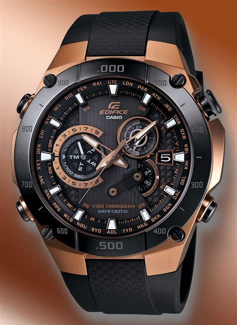 Casio Edifice Ef 516 Original gold edifice eqwm1100cg 1 eqs500cg 1a and