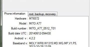 Harga Acer T01 celluler13 mito a77 frimware