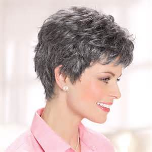 salt and pepper pixie cut human hair wigs cancer wigs chemo wigs blond wigs short wigs wigs for