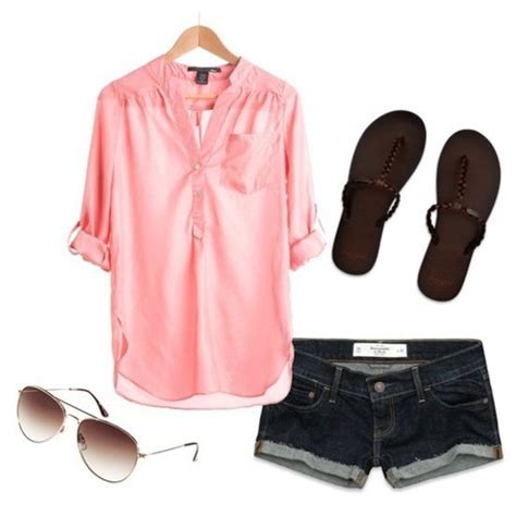 cute outfit ideas  spring summer polyvore