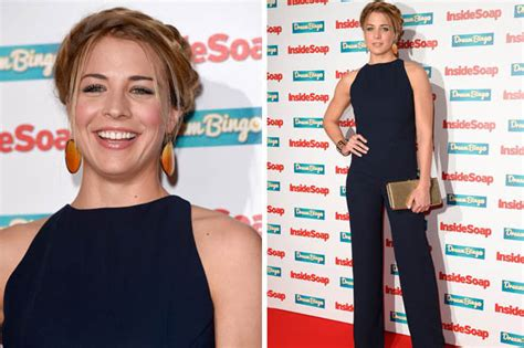 Welcome Gemma And To Their New Roles As Co Editors Of The Bag by Former Hollyoaks Gemma Atkinson Covers Up For New