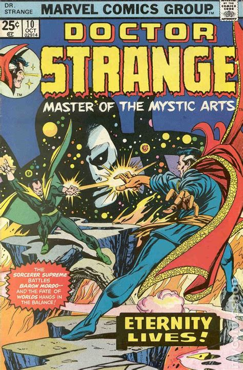 best dr strange comics doctor strange 1974 2nd series comic books