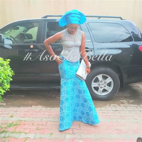 pictures of latest blouse and wrapper bella naija igbo wrapper aso ebi blackhairstylecuts com