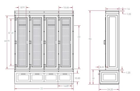 Mudroom Size | woodwork mudroom bench dimensions pdf plans