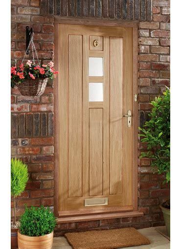 Oak Front Door Homeserve Securityoak External Doors Oak Doors Front Doors Doors Homeserve Surrey