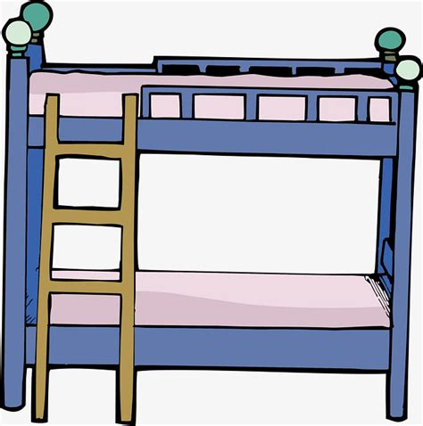 cartoon beds cartoon bunk beds bunk bed cartoon bunk beds png and