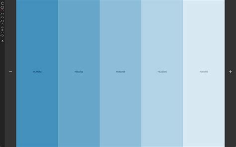 color combination for blue image gallery light blue color scheme