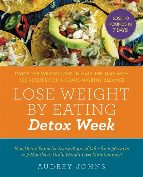 Week Detox Lose Weight by Lose Weight By Detox Week Johns Paperback