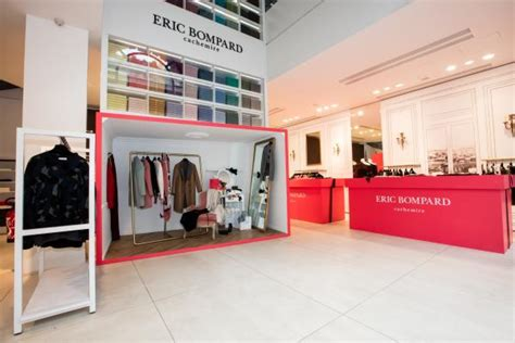 eric bompard siege social a n y lancement de collection