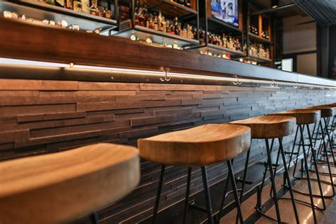 Bar Top Arm Rest Gravity Cms Architectural Products