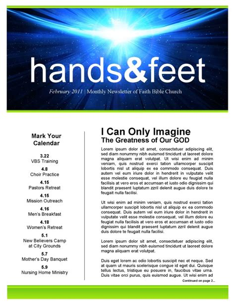 I Can Only Imagine Church Bulletin Cover Praise Worship Bulletin Covers Worship Bulletin Template