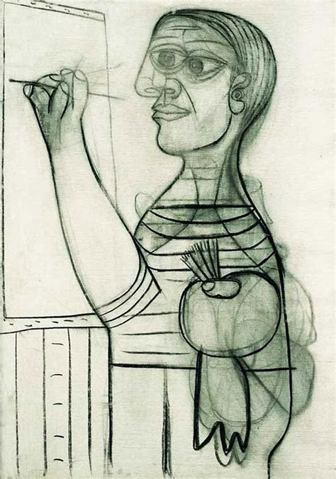 picasso paintings chronological these self portraits show the evolution of picasso s