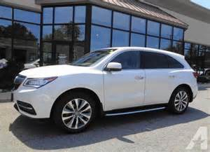 2014 Acura Mdx With Technology Package 2014 Acura Mdx Sh Awd W Tech Sh Awd 4dr Suv W Technology
