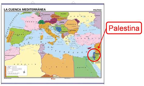 Tas Palestina manchitas en la clase de reli el pa 237 s de jes 250 s