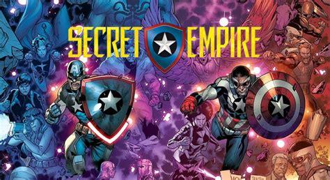 secret empire marvel comics secret empire august 2017 solicitations