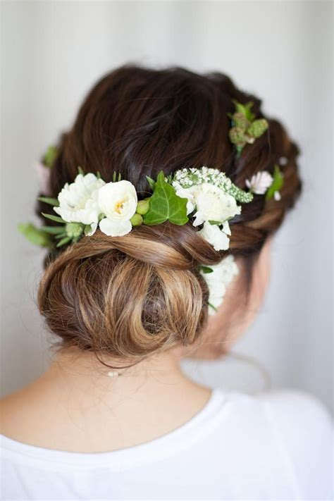 Wedding Hair Buns Images by 559 Best Wedding Hair Images On Wedding Hair