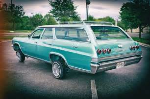 1965 chevrolet impala wagon outside the box lowrider