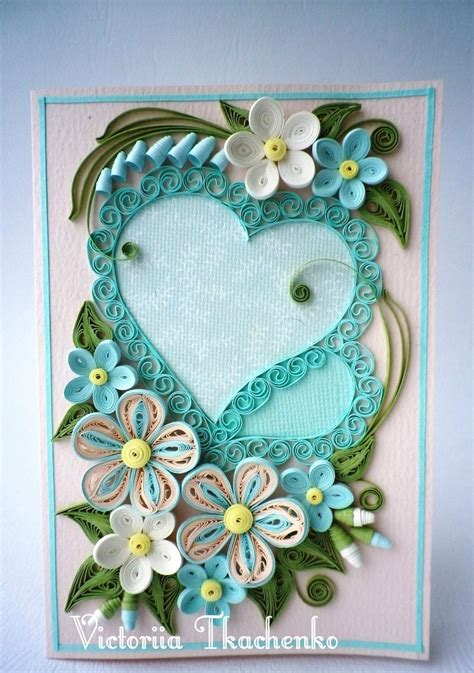 card with quilling 17 best images about quilling cards board 2 on