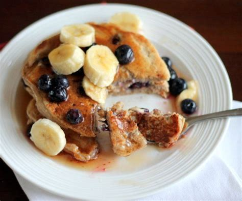 cottage cheese high in protein oatmeal cottage cheese banana pancakes high in protein