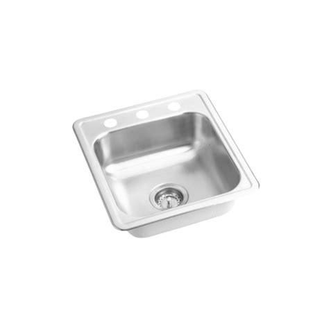 Faucet Com Pfsr171963 In Stainless Steel By Proflo Proflo Kitchen Sinks