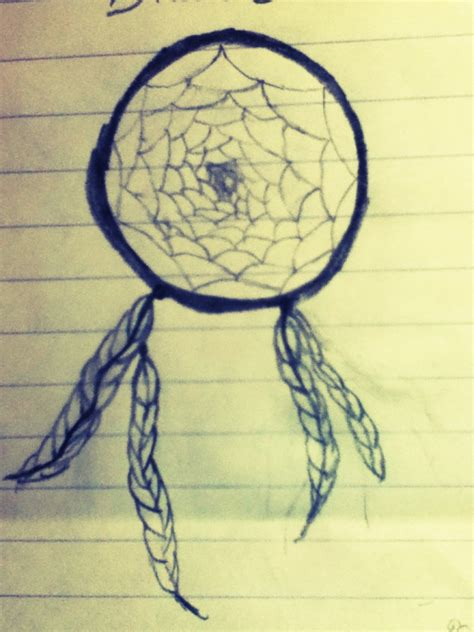 dream catcher tumblr dreamcatcher drawing on tumblr