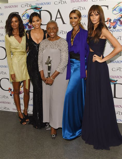 Fashion Awards And The Winners Are by Liya Kebede Photos Photos Cfda Fashion Awards Winners
