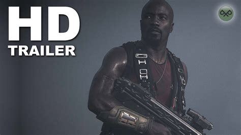 mike colter agent locke halo nightfall agent locke mike colter interview hd
