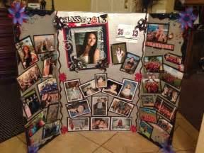 Picture Board Ideas High School Graduation Memory Scrap Booking High School