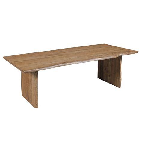 tavolo in legno naturale tavolo legno naturale sheshaam massello etnico outlet mobili