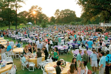 Botanic Gardens Summer Concert Series Hear The Five Ways To Stay Cool In Tennessee During The Summer Southern Living