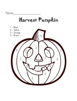 pumpkin counting coloring pages fall fun printables number worksheets worksheets and