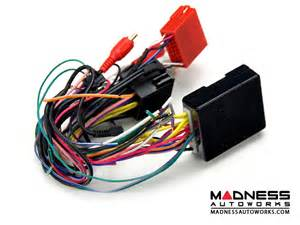 Fiat 500 Stereo Upgrade Fiat 500 Radio Upgrade Kit Factory Integration Adapter
