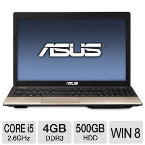 Laptop Asus Intel I5 5 Jutaan asus k55a laptop pc 3rd generation intel i5 3230m 2