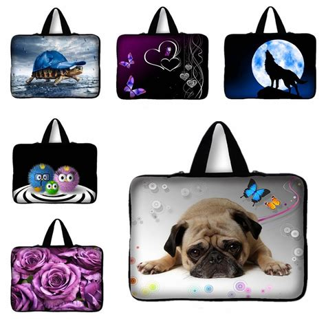 Tas Laptop 3 In 1 Plus Cover Bag 13 3 pug neoprene laptop bag tablet sleeve pouch bag for notebook computer bag 13 3 13