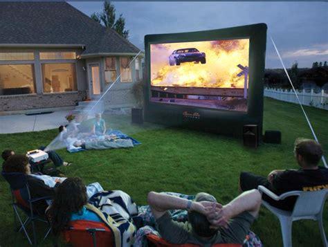 backyard movie ideas blushblog weekend events