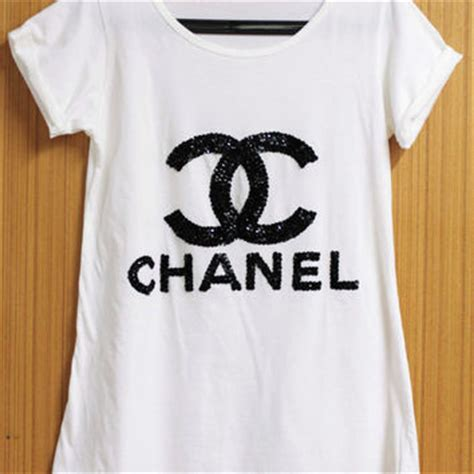 Coco Channel You Tshirt coco chanel t shirts blouse tunic from orinocoshop on etsy
