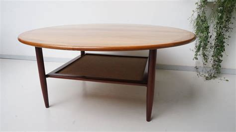large wooden coffee table 1960s at 1stdibs