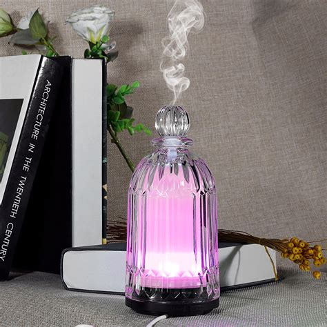 essential oil diffuser with light light oil diffuser bing images