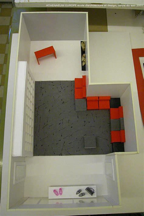 maquettes d architecture
